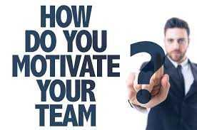 Motivatie Echipa